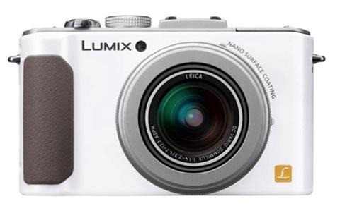 LUMIX DMC-LX7-W
