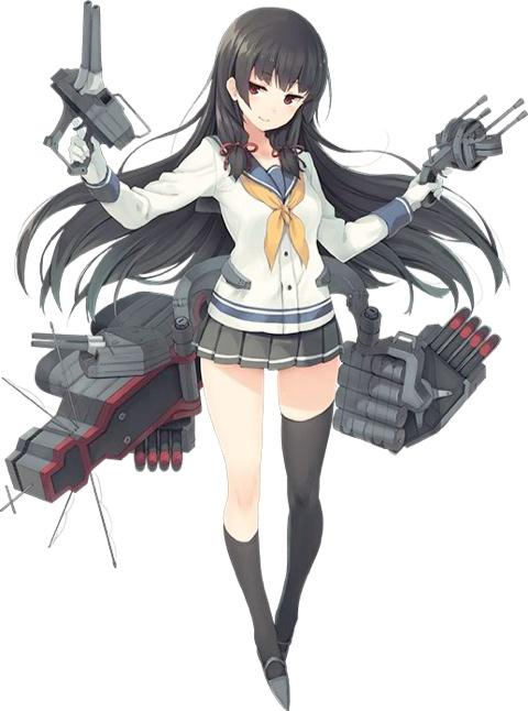 陽炎型駆逐艦 磯風