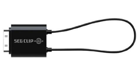 Dockコネクター型ワンセグチューナー GV-SC510/D