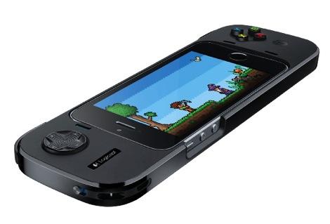 iPhone対応のロジクールのコントローラー「G550」