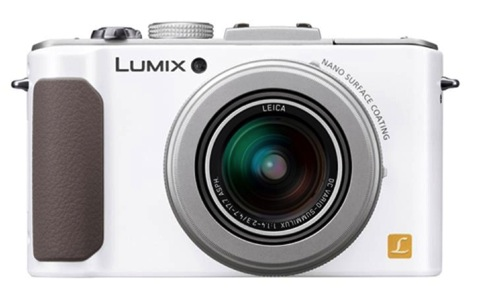 LUMIX DMC-LX7-W