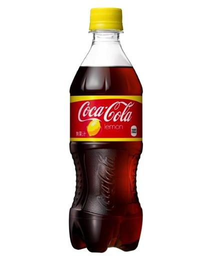 コカ・コーラ<br /> レモン