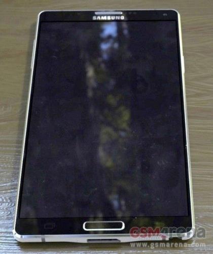 Samsungの「GALAXY Note4」