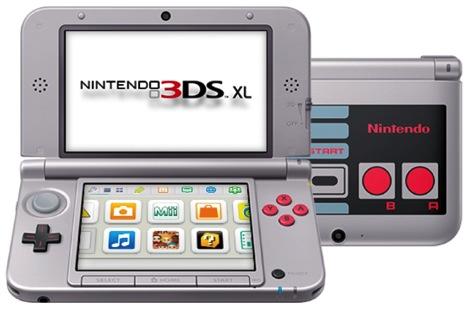 ニンテンドー3DS XL
