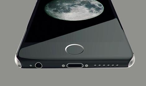 iPhone 8のコンセプトデザイン