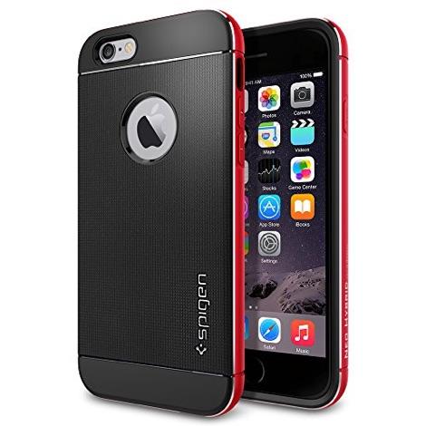 SpigenのiPhone 6 ケース