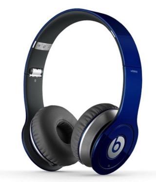 Beats by Dr.Dre Wireless 密閉型ワイヤレスヘッドホン Bluetooth対応 ブルー BT ON WIRELS BLU