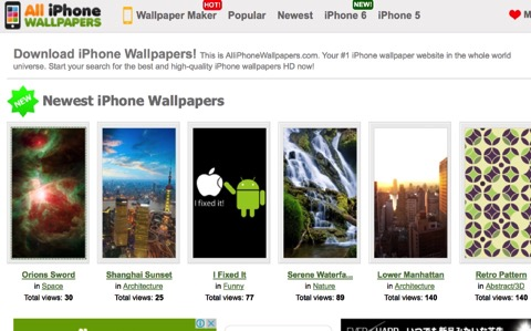 Download Free iPhone Wallpapers, Backgrounds and Themes