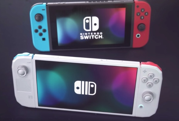 新型「Nintendo Switch」